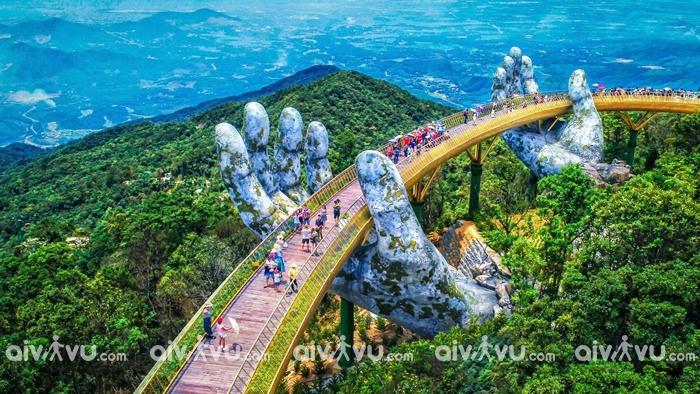 Hè 2020 trải nghiệm Bà Nà Hills điểm hàng đầu tại Đà Nẵng