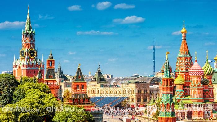 Du lịch nước Nga cần lưu ý điều gì?