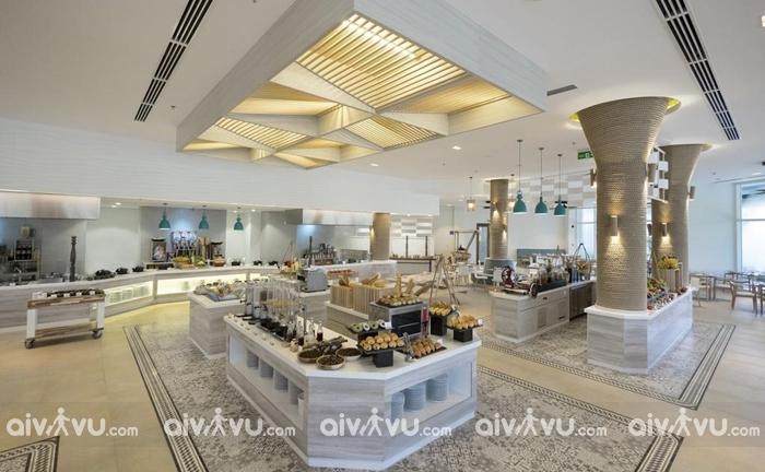 Free Buffet sáng tiêu chuẩn tại Sol By Melia Phú Quốc