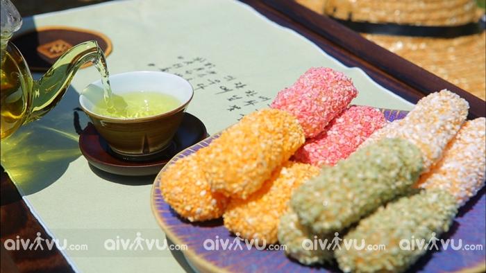Các món ăn tráng miệng của Hàn Quốc nhìn là thèm