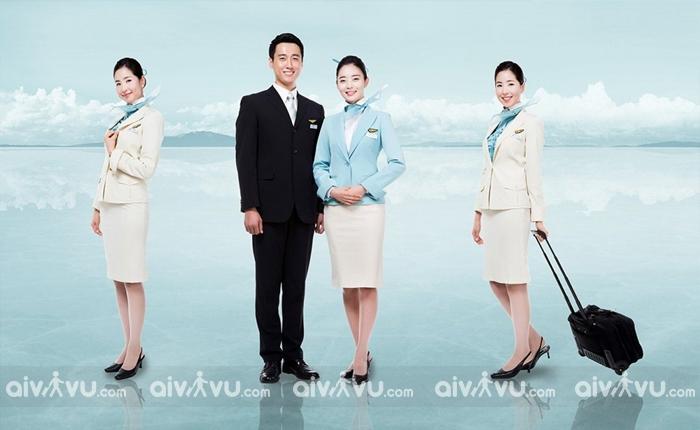 Giới thiệu hãng hàng không Korean Air