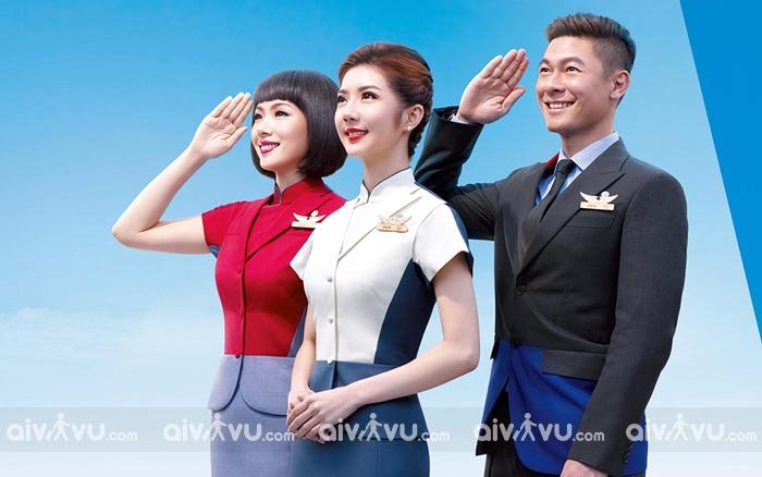 Giới thiệu về hãng hàng không China Airlines
