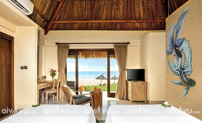 2 đêm lưu trú tại resort Crown Retreat Quy Nhơn