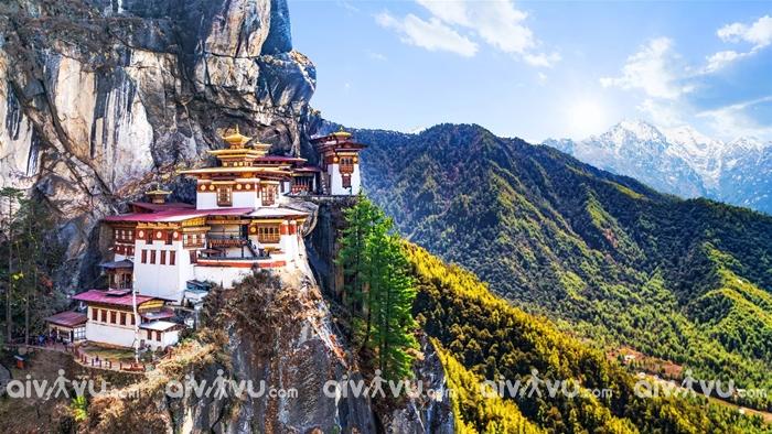 Haa Valley, Bhutan thung lũng tuyệt đẹp