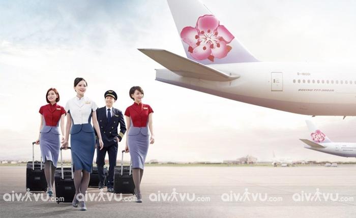 Hãng hàng không China Airlines có ưu điểm gì?