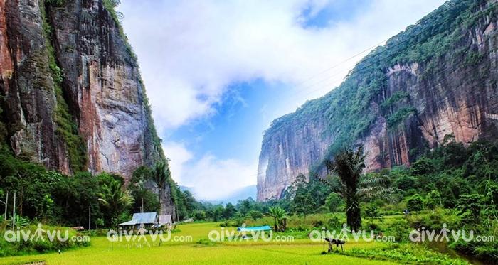 Harau Valley, Indonesia thung lũng đẹp nhất thế giới