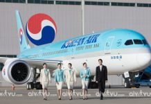 Hướng dẫn đổi ngày vé máy bay Korean Air nhanh chóng
