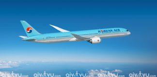 Hướng dẫn mua vé máy bay Korean Air rẻ nhất