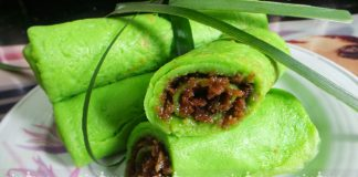 Những món bánh ngọt độc đáo của Malaysia