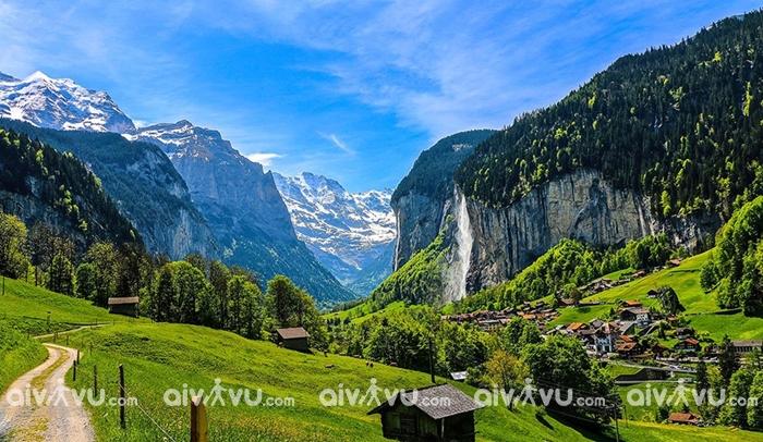 Lauterbrunnen, Thụy Sĩ