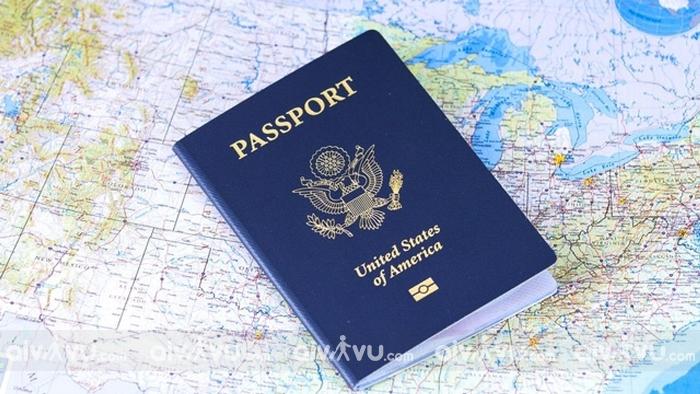Màu xanh dương trên hộ chiếu nói lên điều gì?