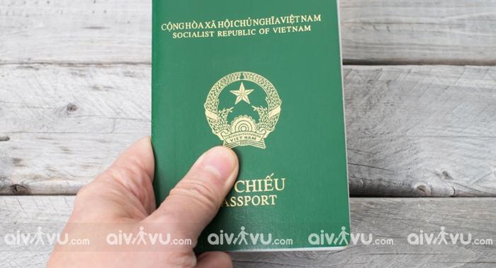 Màu sắc của các cuốn hộ chiếu nói lên điều gì?