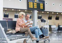 Người già đi máy bay Korean Air cần giấy tờ gì?