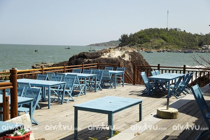 Khu nghỉ dưỡng O.SIX Resort Quy Nhơn