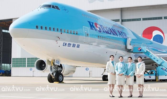 Phòng vé máy bay Korean Air uy tín tại Việt Nam
