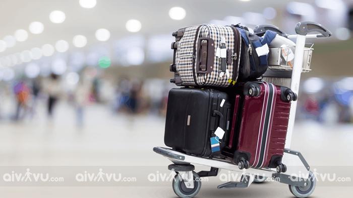 Quy định Thai Airways về hành lý