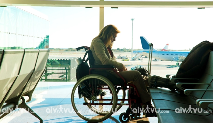 Quy định của Vietnam Airlines vận chuyển xe lăn