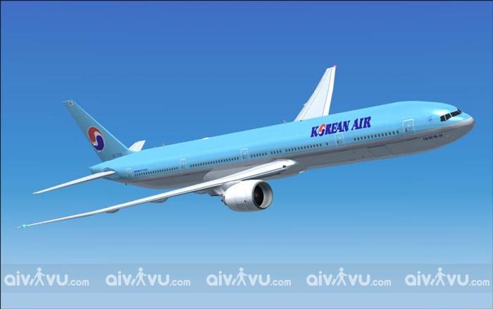 Thông tin về hãng hàng không Korean Air