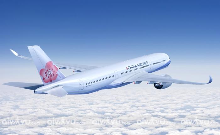 Tìm hiểu hãng hàng không China Airlines