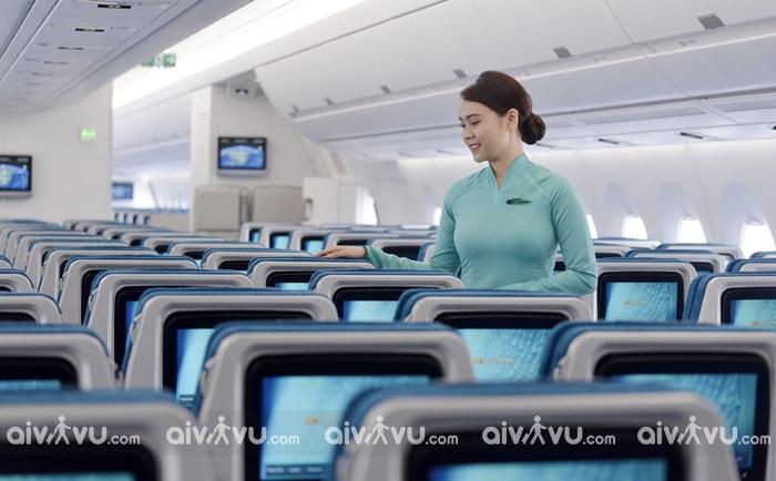 Tìm hiểu hạng phổ thông đặc biệt của Vietnam Airlines