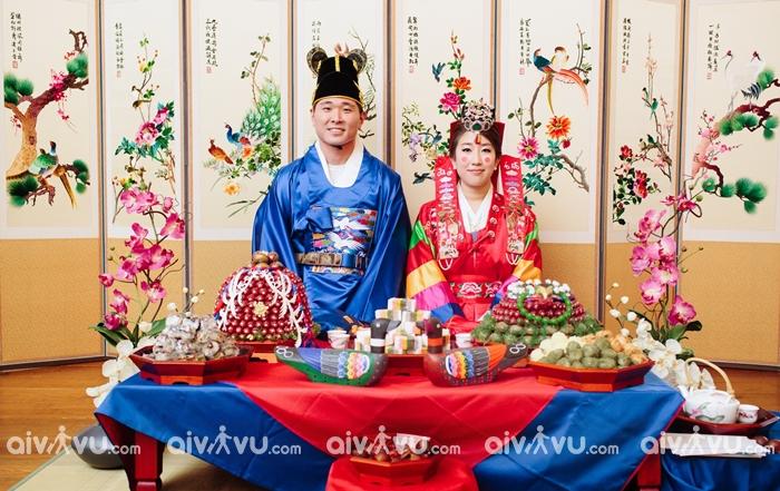 Tìm hiểu phong tục cưới xin truyền thống của người Hàn Quốc
