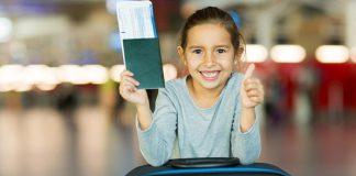 Trẻ em đi máy bay Korean Air cần giấy tờ gì?