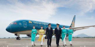Vietnam Airlines điều chỉnh lịch bay quốc tế do ảnh hưởng dịch Covid 19