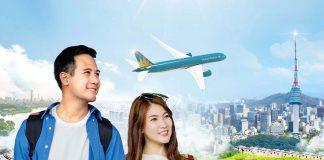 Vietnam Airlines khai thác lại đường bay Việt Nam đi Hàn Quốc