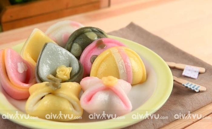 Yugwa món tráng miệng được yêu thích tại Hàn Quốc