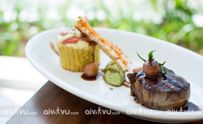 Ẩm thực đa dạng tại The Shells Resort & Spa Phú Quốc
