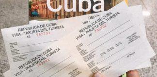 Có bao nhiêu cách nộp hồ sơ xin visa Cuba?