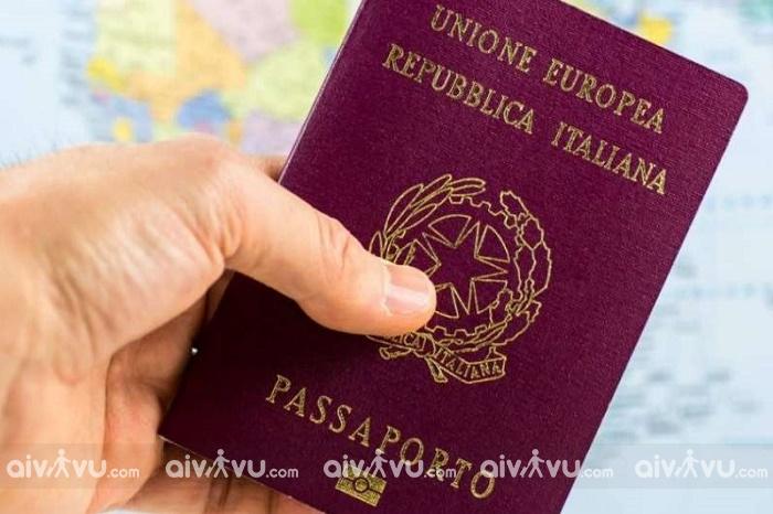 Có bao nhiêu loại visa Italia?