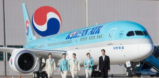 Đại lý vé máy bay Korean Air chính thức ở đâu?