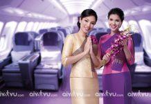 Đại lý vé máy bay Thai Airways uy tín tại Việt Nam ở đâu?