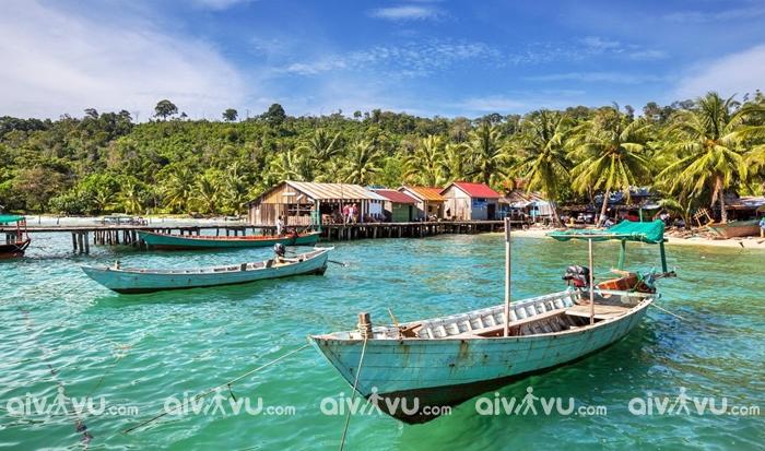 Đảo Koh Rong Campuchia