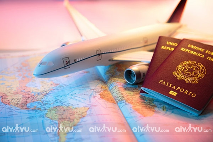 Điều kiện xin visa Italia online