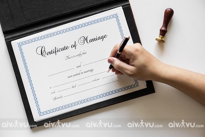 Hướng dẫn chuẩn bị thủ tục xin visa kết hôn Mỹ mới nhất