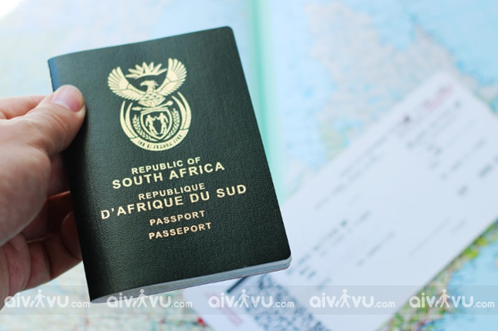 Hướng dẫn thủ tục xin visa Nam Phi tự túc mới nhất