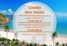 Kinh nghiệm săn combo du lịch Nha Trang giá tốt nhất