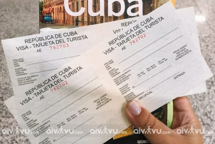 Những lưu ý khi làm hồ sơ xin visa du lịch Cuba