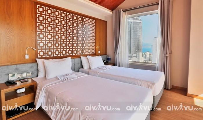 Le's Cham Hotel khách sạn quốc tế tại Nha Tran