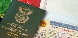 Thủ tục xin visa Nam Phi cần giấy tờ gì?