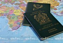 Thủ tục xin visa thăm thân Nam Phi cần giấy tờ gì?