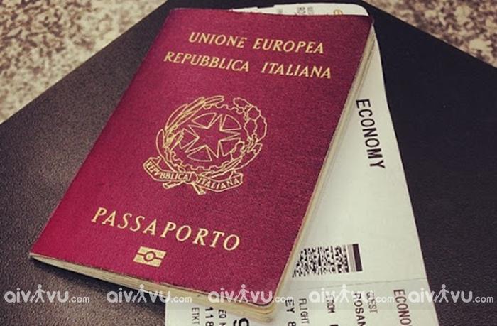 Thủ tục xin visa thương mại Italia cần giấy tờ gì?