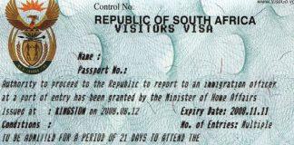 Thủ tục xin visa thương mại Nam Phi cần giấy tờ gì?