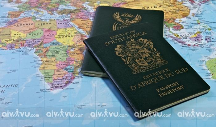 Tờ khai xin visa Nam Phi là gì?