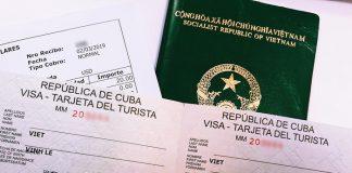 Thủ tục xin visa Cuba có khó không?