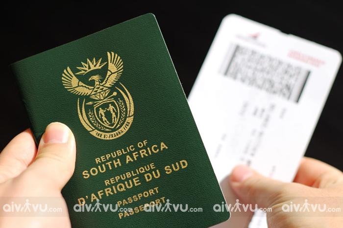 Xin visa Nam Phi có khó không?