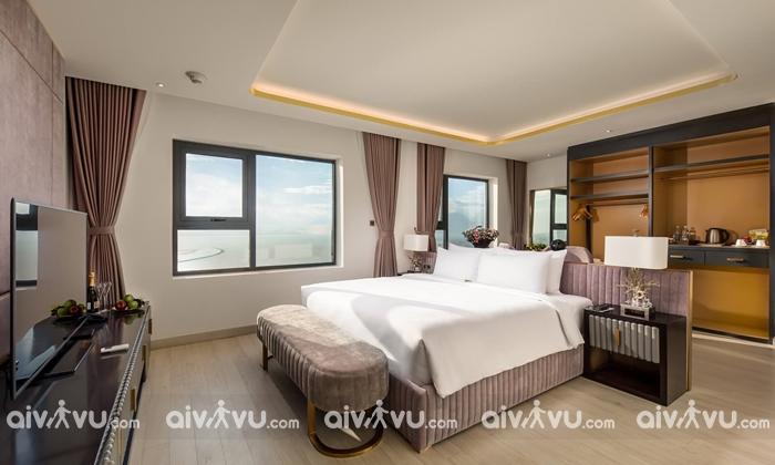 3 đêm nghỉ dưỡng tại Đà Nẵng Golden Bay Hotel.