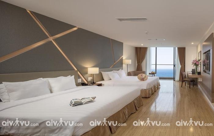 4 ngày 3 đêm nghỉ dưỡng tại khách sạn King grand hotel 4 sao